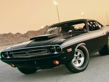 Mythiques Muscle Cars